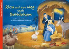 Rica auf dem Weg nach Betlehem Ignjatovic, Johanna 9783780608932