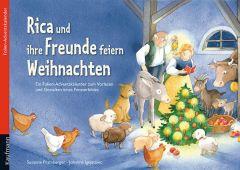 Rica und ihre Freunde feiern Weihnachten Pramberger, Susanne/Ignjatovic, Johanna 9783780608543