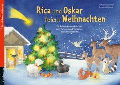 Rica und Oskar feiern Weihnachten Wilhelm, Katharina/Ignjatovic, Johanna 9783780608857