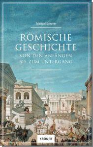 Römische Geschichte Sommer, Michael 9783520909015
