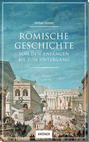 Römische Geschichte Sommer, Michael 9783520909022