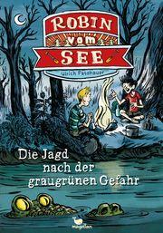 Robin vom See - Die Jagd nach der graugrünen Gefahr Fasshauer, Ulrich 9783734840555