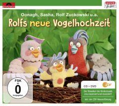 Rolfs Neue Vogelhochzeit Zuckowski, Rolf 0602557395181