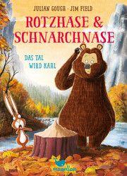 Rotzhase & Schnarchnase - Das Tal wird kahl Gough, Julian 9783734828232