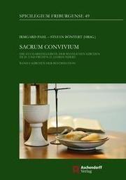Sacrum Convivium 1 Irmgard Pahl/Stefan Böntert 9783402136386