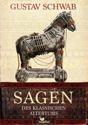 Sagen des klassischen Altertums Schwab, Gustav 9783734855009
