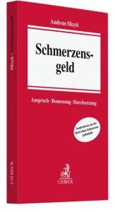 Schmerzensgeld Slizyk, Andreas 9783406716218