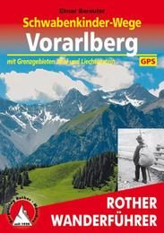 Schwabenkinder-Wege Vorarlberg Bereuter, Elmar 9783763344161