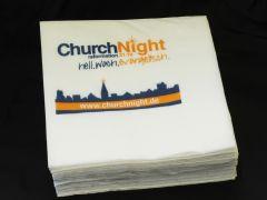 ChurchNight Servietten