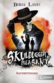 Skulduggery Pleasant - Auferstehung Landy, Derek 9783743208452