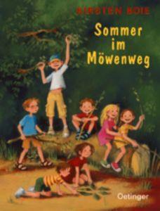 Sommer im Möwenweg Boie, Kirsten 9783789131448