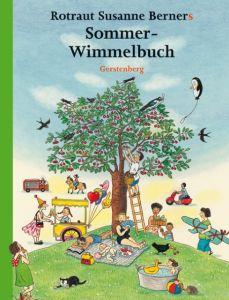 Sommer-Wimmelbuch Berner, Rotraut Susanne 9783836950824
