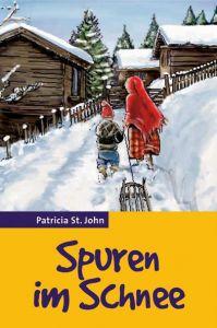 Spuren im Schnee St John, Patricia 9783893975693