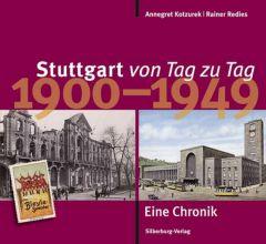 Stuttgart von Tag zu Tag Kotzurek, Annegret/Redies, Rainer 9783874078429