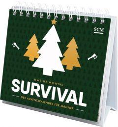 Survival - Der Adventskalender für Männer Heimowski, Uwe 9783789398285