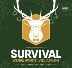 Survival - Wenig Worte, viel Advent Heimowski, Uwe 9783789398056