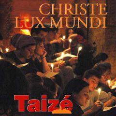 Taizé: Christe lux mundi  3295750005680