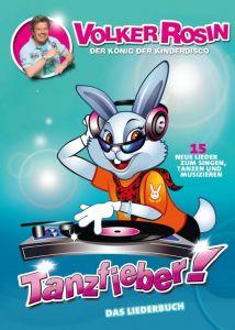 Tanzfieber! - das Liederbuch Rosin, Volker 9783938160596