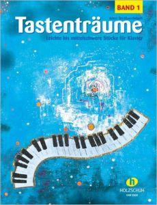 Tastenträume 1 Terzibaschitsch, Anne 9783920470191