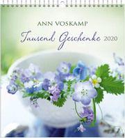 Tausend Geschenke 2020 Voskamp, Ann 9783957343901