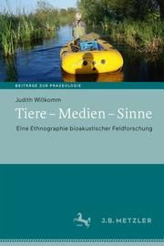 Tiere - Medien - Sinne Willkomm, Judith 9783476048264