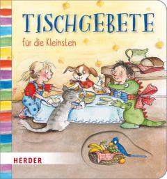 Tischgebete für die Kleinsten Julia Ginsbach 9783451714429