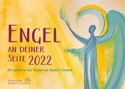 Tischkalender Engel an deiner Seite 2022 Zrenner, Andrea 9783865343536