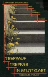 Treppauf, treppab in Stuttgart Uli Gleis 9783874072557