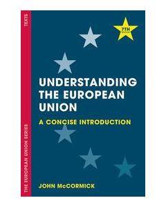 Understanding the European Union McCormick, John 9781137606259