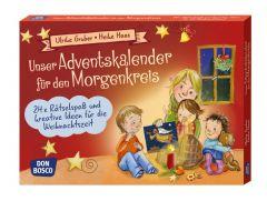 Unser Adventskalender für den Morgenkreis Gruber, Ulrike/Haas, Heike 4260179514371