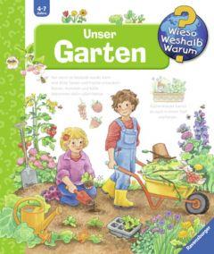 Unser Garten Erne, Andrea 9783473327874