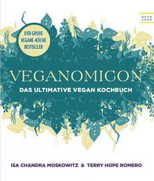Veganomicon Moskowitz, Isa Chandra/Romero, Terry Hope 9783942491310
