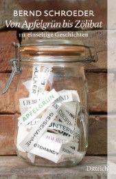 Von Apfelgrün bis Zölibat Schroeder, Bernd 9783943941999