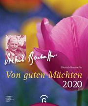 Von guten Mächten 2020 Bonhoeffer, Dietrich 9783579078373