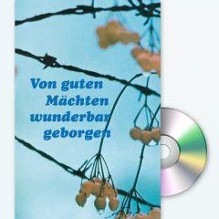 Von guten Mächten wunderbar geborgen Fietz, Siegfried/Bonhoeffer, Dietrich 9783881243971