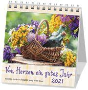 Von Herzen ein gutes Jahr 2022  9783880878129