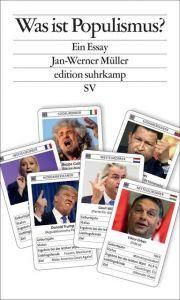 Was ist Populismus? Müller, Jan-Werner 9783518075227