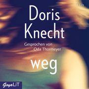 weg Knecht, Doris 9783833740251