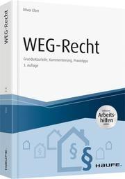 WEG-Recht Elzer, Oliver (Dr.) 9783648123638