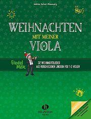 Weihnachten mit meiner Viola Holzer-Rhomberg, Andrea 9783864340444