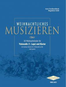 Weihnachtliches Musizieren Terzibaschitsch, Anne/Seith, Magdalene 9783920470351
