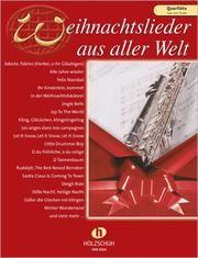 Weihnachtslieder aus aller Welt - Querflöte  9783920470696