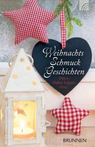 WeihnachtsSchmuckGeschichten Petra Hahn-Lütjen 9783765541759