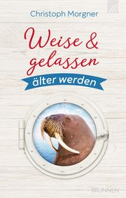 Weise & gelassen älter werden Morgner, Christoph 9783765507564