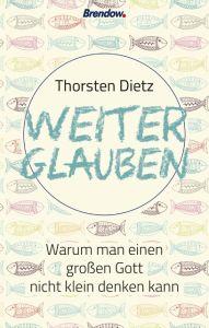 Weiterglauben Dietz, Thorsten 9783961400188