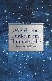 'Welch ein Funkeln am Himmelszelt' Eberhard Scholing 9783150112403