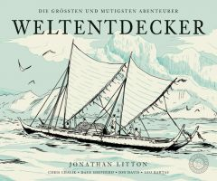 Weltentdecker Litton, Jonathan 9783961850044