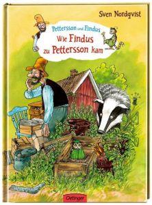 Wie Findus zu Pettersson kam Nordqvist, Sven 9783789169168