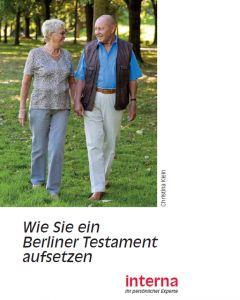 Wie Sie ein Berliner Testament aufsetzen Klein, Christina 9783945778227