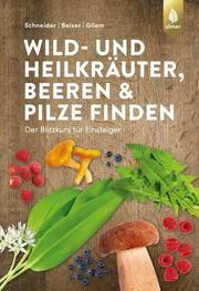 Wild- und Heilkräuter, Beeren und Pilze finden Schneider, Christine/Beiser, Rudi/Gliem, Maurice 9783818608286